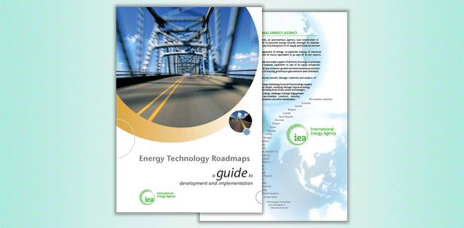 IEA roadmap training guide cover