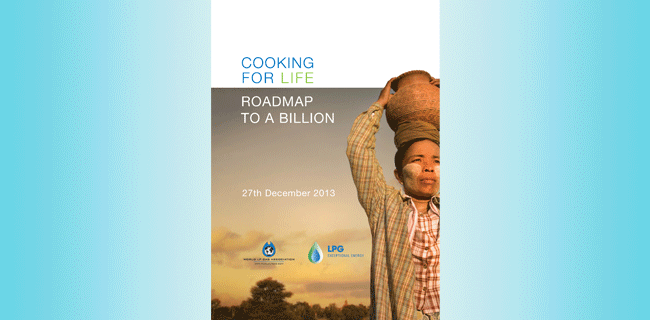 Cooking for Life roadmap cover