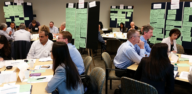 cell manufacturing roadmap facilitation